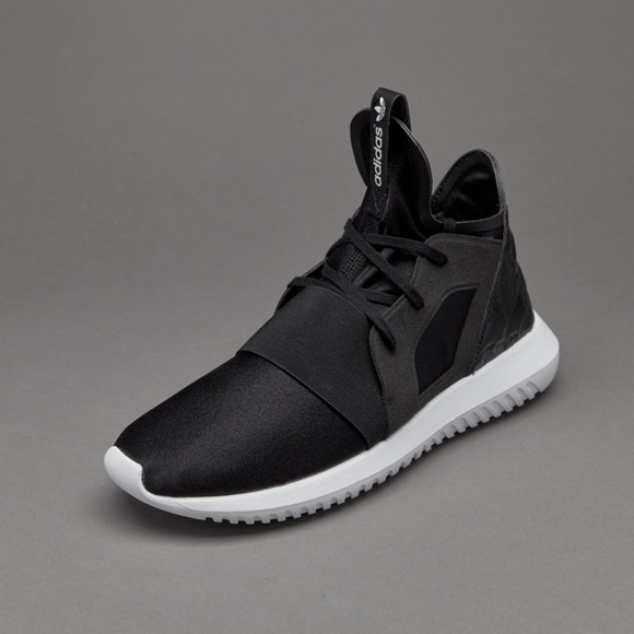 055743bf8b2db Adidas Tubular Defiant (black, womens)